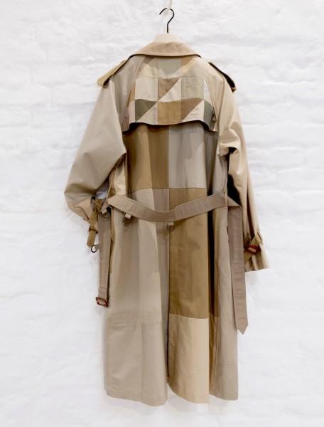NY Vintage Trench Coat