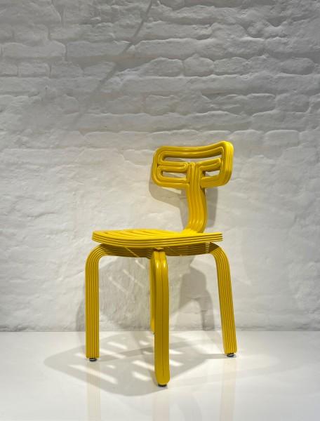 Chubby Chair Yellow