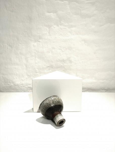 KL KERAMIK Small Bowl - Purple Body