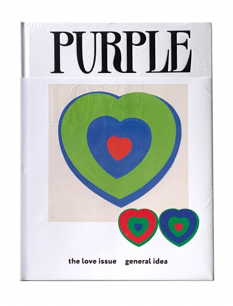 The LOVE Issue #34 General Idea