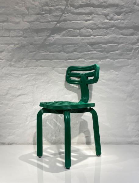 Chubby Chair Green