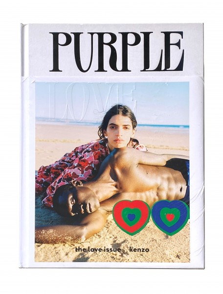 The LOVE Issue #34 KENZO