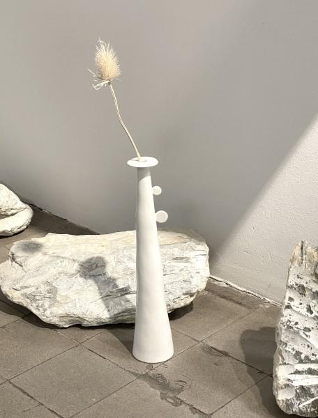 ROSETTI CERAMICHE Bud Vase Circle Petal Tall